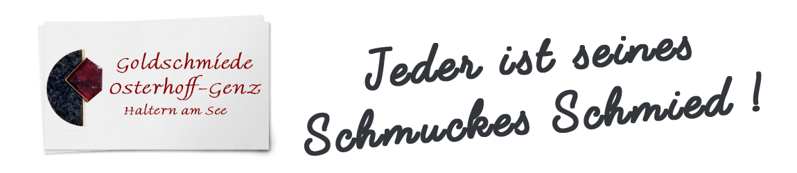 Goldschmiede Osterhoff-Genz